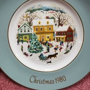 Avon Christmas 1980 8th Edition Country